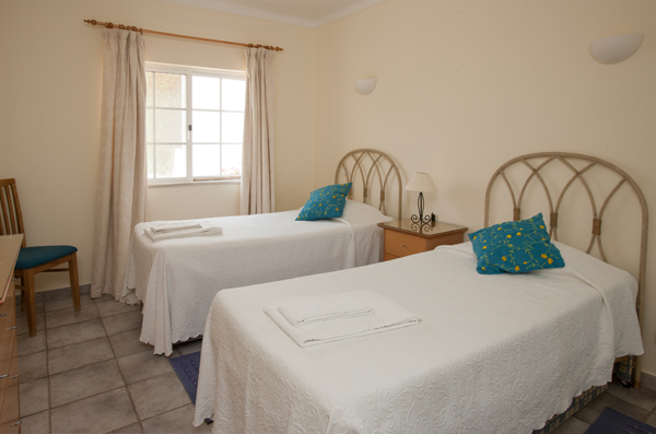 Photo of a bedroom in one of our properties