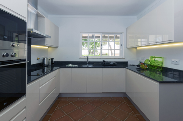 Photo of a kitchen in one of our properties