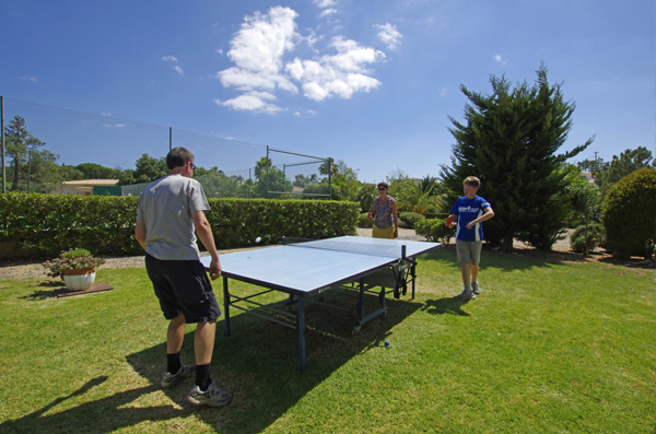 Photo of the Table Tennis