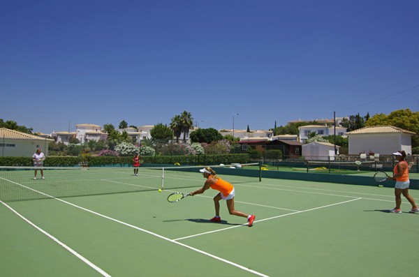 Photo of the Tennis